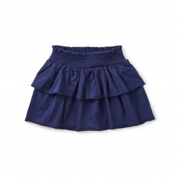 Double Ruffle Skirt
