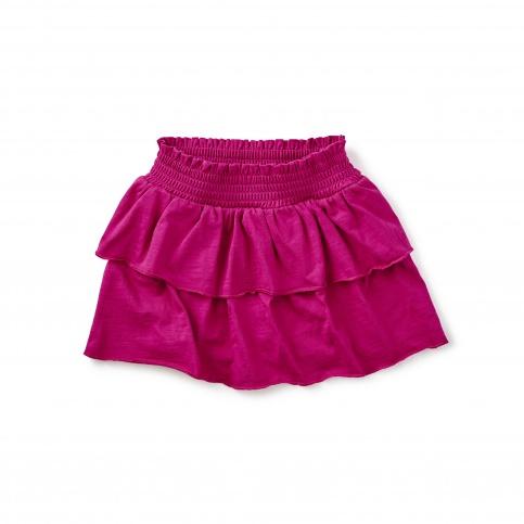 Double Ruffle Skirt