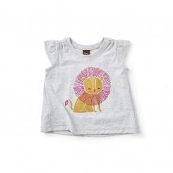 Munari's Lion Graphic Tee