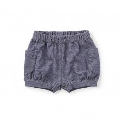 Denim Like Easy Pocket Shorts