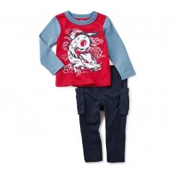 Tiny Tatsu Outfit