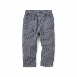 Railroad Stripe Baby Playwear Pants