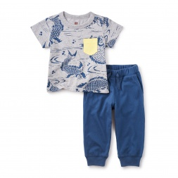 Koi Baby Outfit