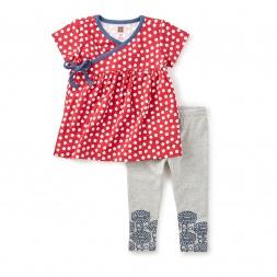 Yuka Wrap Tunic Outfit