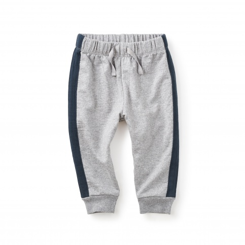 Side Stripe Baby Joggers