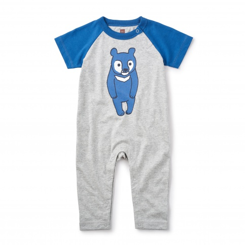 Moon Bear Romper
