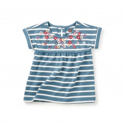Yumi Embroidered Baby Tunic