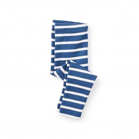 Striped Rib Baby Leggings
