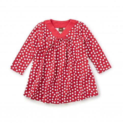 Yuka Trapeze Baby Dress