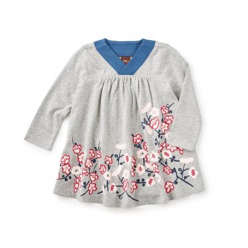 Hana Trapeze Baby Dress