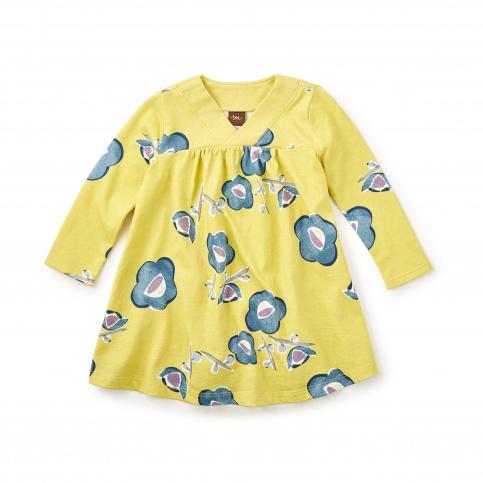Miki Trapeze Baby Dress