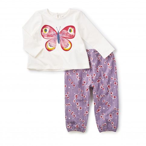 Tobu Baby Outfit