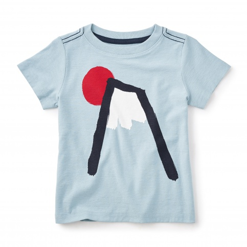 Mount Fuji Graphic Tee