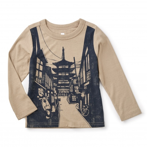 Kyoto Graphic Tee