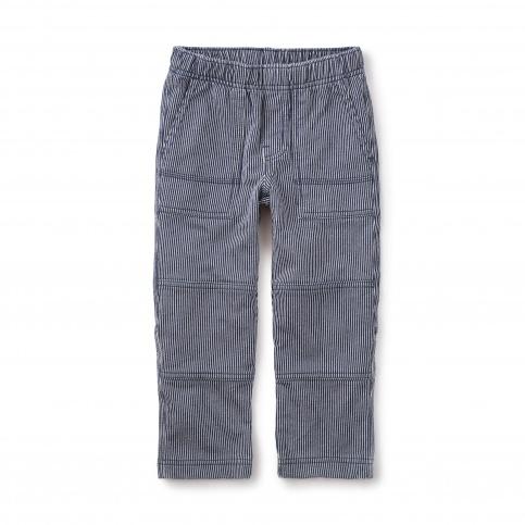 Railroad Stripe Playwear Pants