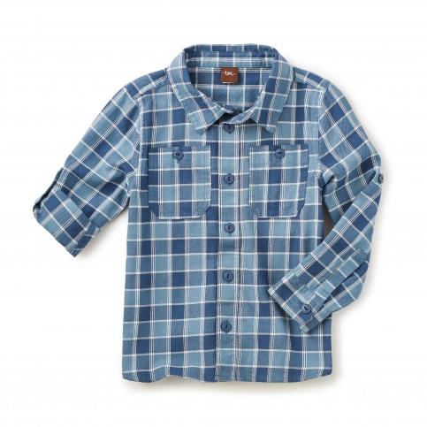 Katsu Plaid Shirt