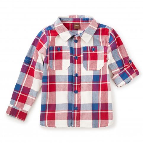 Kenji Plaid Shirt