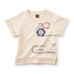 Kiko Embroidered Pullover