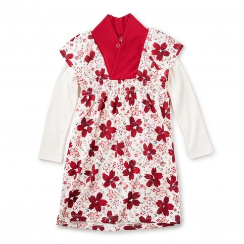 Kichi Double Decker Dress