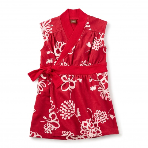 Kira Kira Wrap Dress