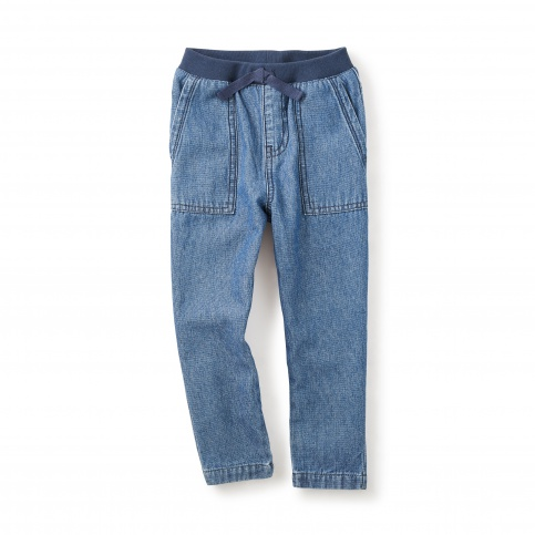 Indigo Playwear Pants