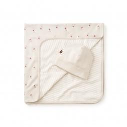 Shisa Hat and Blanket Set