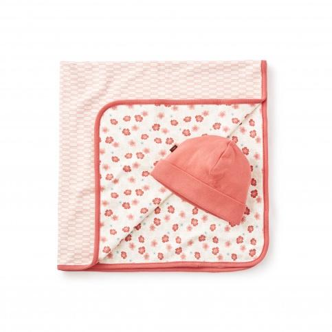 Koko Hat and Blanket Set