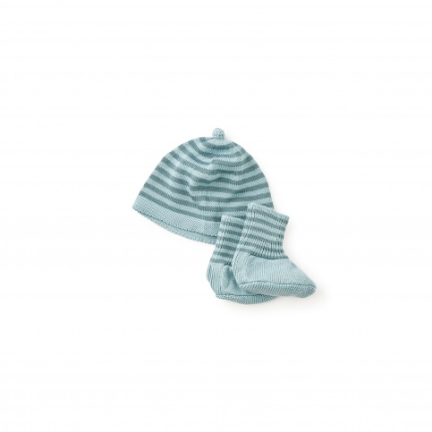 Kyoho Hat and Socks Set