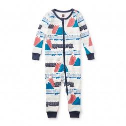 Nozomi Baby Pajamas