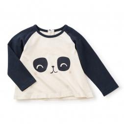 Kawaii Panda Graphic Tee