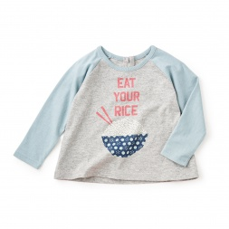 Rice Bowl Graphic Tee
