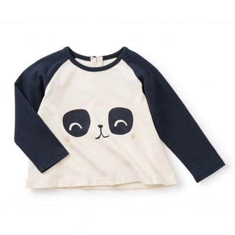 Kawaii Panda Graphic Tee