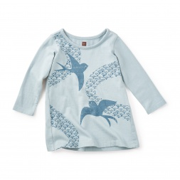 Hato Graphic Dress