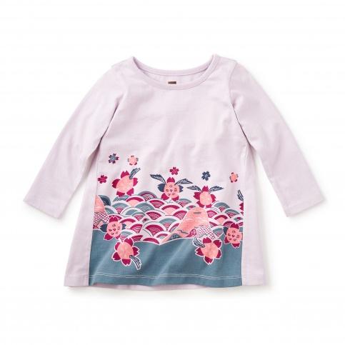 Yuri Graphic Dress