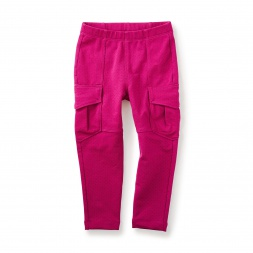 Pin Dot Cargo Pants