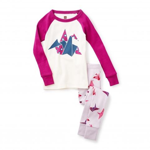 Paper Crane Pajamas
