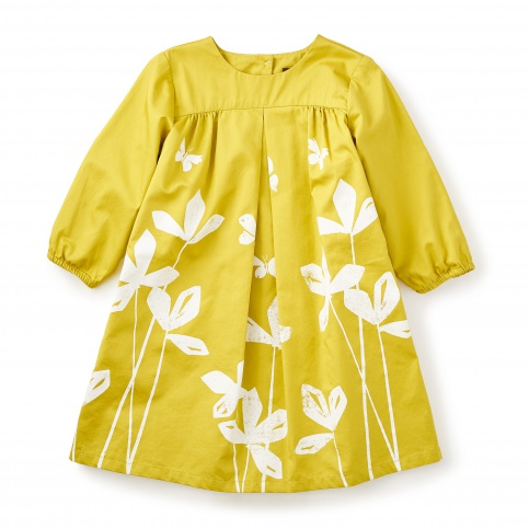 Yuzu Sateen Dress