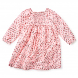 Anzu Smocked Dress