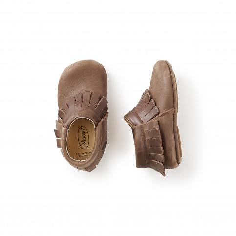 Old Soles Fringe Boots