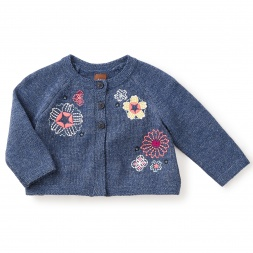 Panji Embroidered BB Cardigan