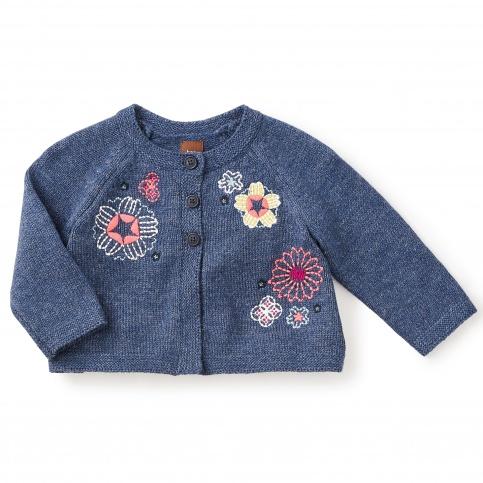 Panji Embroidered BB Cardigan