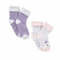 Baby 2-Pack Terry Cotton