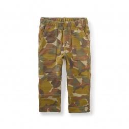 Camo Playwear Baby Pants