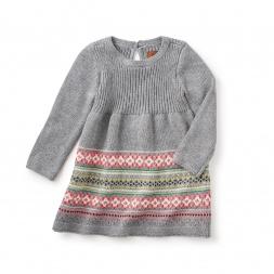 Umeboshi Baby Sweater Dress