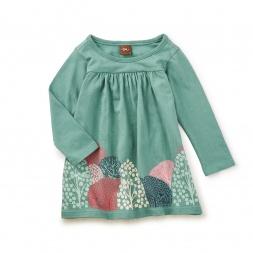 Kawachi Graphic Dress