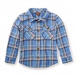 Sarakuni Flannel Shirt