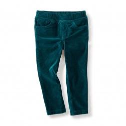 Stretch Velvet Piper Pants