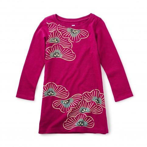 Juhi Graphic Dress