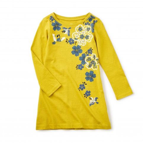 Nashi Graphic Dress