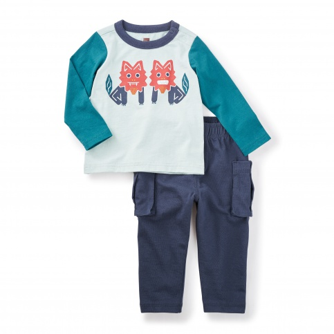 Shisa Baby Outfit